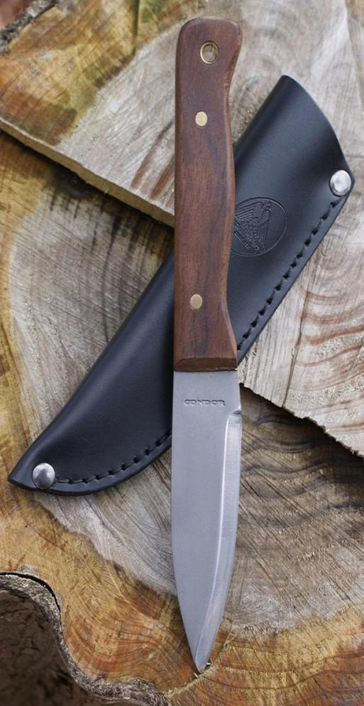 Condor Bushlore Knife Handle Choice